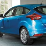 ford focus electric compact battery