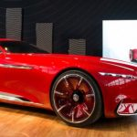 vision mercedes maybach 6 concept