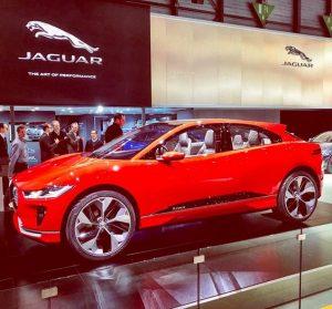 Jaguar i-Pace Geneva Auto Show