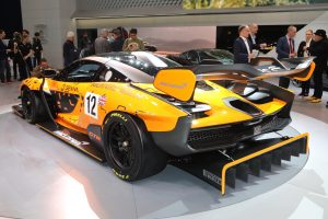 McLaren Senna GTR Geneva AutoShow