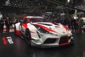 Toyota Supra GR Concept Geneva AutoShow