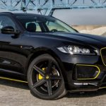 Jaguar F-Pace by Arden